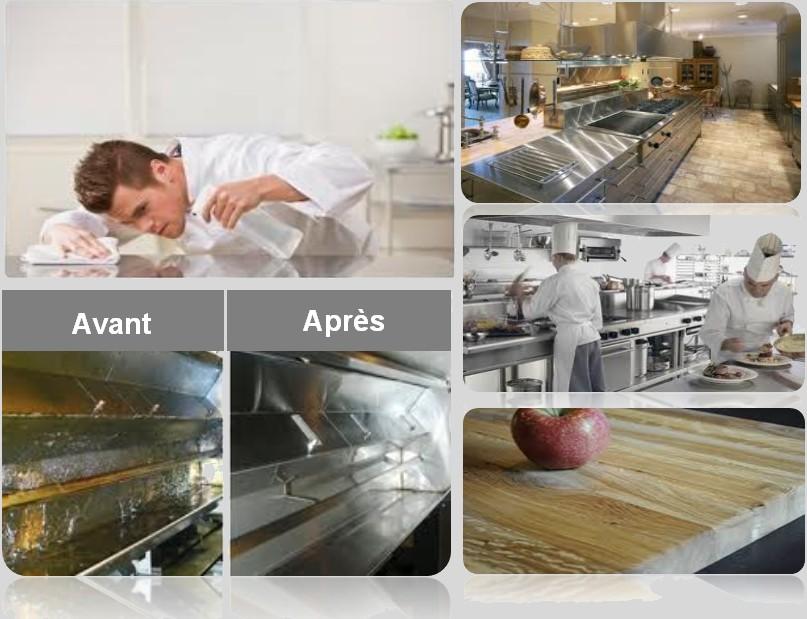 Une gamme de produit Bio pour le nettoyage efficace de vos surfaces
